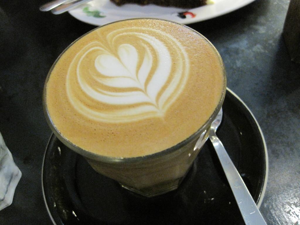 Latte at 40Hands