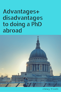 PhD Abroad